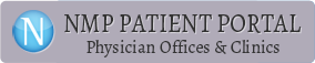 NMP Patient Portal Login